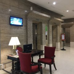 Crown Regency Hotel and Towers Cebu интерьер отеля