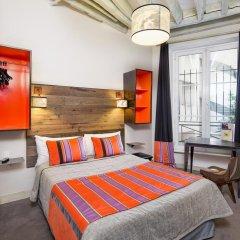 Отель Claret Франция, Париж - 2 отзыва об отеле, цены и фото номеров - забронировать отель Claret онлайн комната для гостей фото 4
