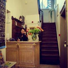 Отель Botaniek Бельгия, Брюгге - отзывы, цены и фото номеров - забронировать отель Botaniek онлайн интерьер отеля