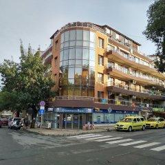 Отель Sunny Sands Studios Болгария, Бургас - отзывы, цены и фото номеров - забронировать отель Sunny Sands Studios онлайн вид на фасад