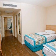 Crystal Sunrise Queen Luxury Resort & Spa Турция, Сиде - 1 отзыв об отеле, цены и фото номеров - забронировать отель Crystal Sunrise Queen Luxury Resort & Spa - All Inclusive онлайн комната для гостей