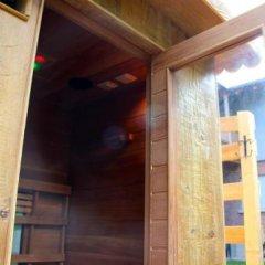 Отель Case Appartamenti Vacanze Da Cien Сен-Кристоф сауна