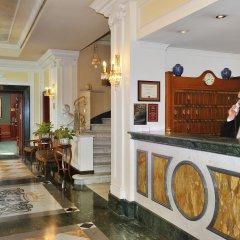 Hotel Mecenate Palace интерьер отеля