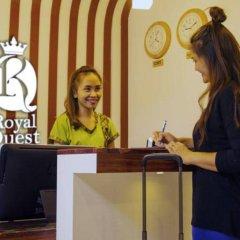 Отель Royal Quest Мальдивы, Мале - отзывы, цены и фото номеров - забронировать отель Royal Quest онлайн интерьер отеля фото 3