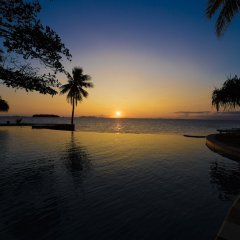 Отель Treasure Island Resort бассейн