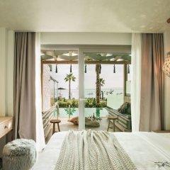 Отель Blue Carpet Luxury Suites Греция, Ханиотис - отзывы, цены и фото номеров - забронировать отель Blue Carpet Luxury Suites онлайн комната для гостей фото 3
