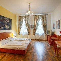Отель Amandment Чехия, Прага - 1 отзыв об отеле, цены и фото номеров - забронировать отель Amandment онлайн комната для гостей фото 5