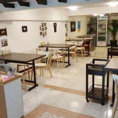 Отель Itaewon Guesthouse Бангкок питание