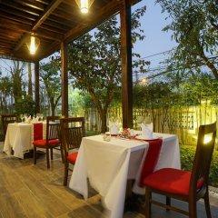 Отель Lama Villa Hoi An Вьетнам, Хойан - отзывы, цены и фото номеров - забронировать отель Lama Villa Hoi An онлайн питание фото 3