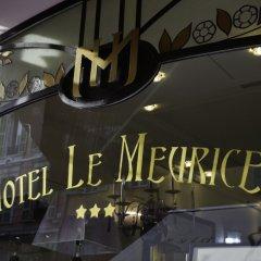 Отель Le Meurice спортивное сооружение