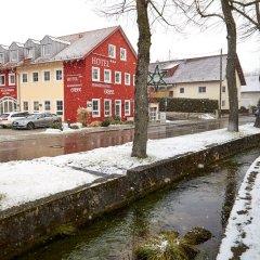 Отель Bed & Breakfast Erber Германия, Исманинг - отзывы, цены и фото номеров - забронировать отель Bed & Breakfast Erber онлайн приотельная территория