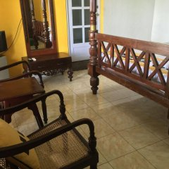 Отель The Saffron балкон