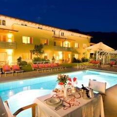 Отель Garden Residence Италия, Лана - отзывы, цены и фото номеров - забронировать отель Garden Residence онлайн бассейн фото 2