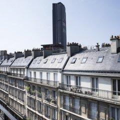 Отель Le Littre Франция, Париж - отзывы, цены и фото номеров - забронировать отель Le Littre онлайн фото 13