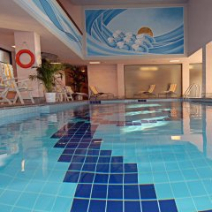 Hotel Du Lac et Bellevue бассейн