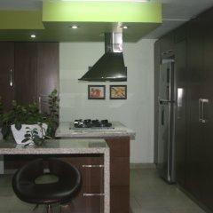 Отель Suite GMancera Мехико в номере фото 2