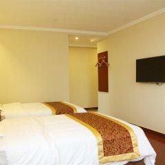 GreenTree Inn DongGuan HouJie wanda Plaza Hotel комната для гостей фото 3