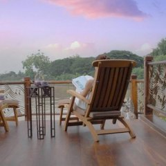 Отель Anantara Cruises Бангкок балкон