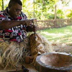 Отель Outrigger Fiji Beach Resort Фиджи, Сигатока - отзывы, цены и фото номеров - забронировать отель Outrigger Fiji Beach Resort онлайн с домашними животными