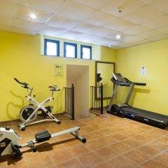 Отель Parador de Limpias фитнесс-зал фото 2