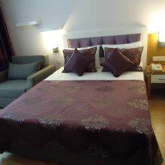 Отель BILKAY Аланья комната для гостей фото 5
