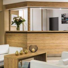 Отель Citadines Croisette Cannes Франция, Канны - 8 отзывов об отеле, цены и фото номеров - забронировать отель Citadines Croisette Cannes онлайн интерьер отеля