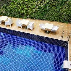 Dinso Mon Hotel Бангкок с домашними животными