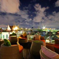 Отель Dang Derm Бангкок балкон