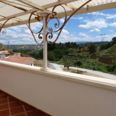 Отель Hostal Rural Montual балкон