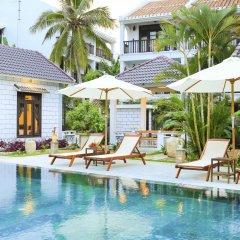 Отель Mr Tho Garden Villas бассейн фото 2
