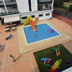 Апартаменты Pins Platja Apartments спортивное сооружение