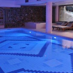Hotel Carlina Courchevel бассейн