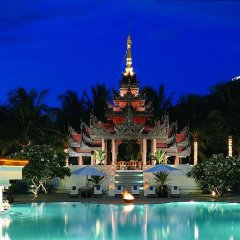 Отель Mercure Mandalay Hill Resort бассейн фото 3