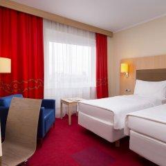 Гостиница Park Inn by Radisson Пулковская комната для гостей фото 11
