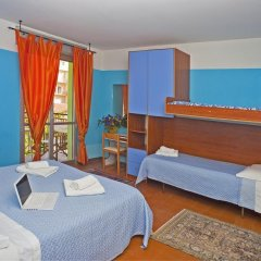 Отель Rebola Италия, Римини - отзывы, цены и фото номеров - забронировать отель Rebola онлайн комната для гостей фото 3