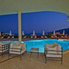 Ekinhan Hotel Турция, Калкан - отзывы, цены и фото номеров - забронировать отель Ekinhan Hotel онлайн бассейн фото 2