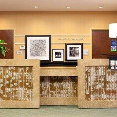 Отель Hampton Inn Manhattan Grand Central интерьер отеля