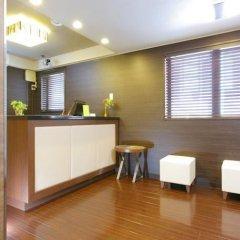 Отель Flexstay Inn Shirogane Япония, Токио - отзывы, цены и фото номеров - забронировать отель Flexstay Inn Shirogane онлайн интерьер отеля фото 3