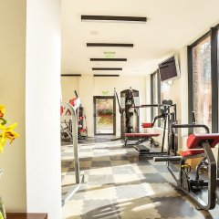 Rila Hotel Borovets фитнесс-зал фото 2