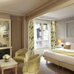 Отель Rochester Champs Elysees Франция, Париж - 1 отзыв об отеле, цены и фото номеров - забронировать отель Rochester Champs Elysees онлайн комната для гостей фото 3