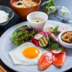 Отель Solaria Nishitetsu Hotel Ginza Япония, Токио - отзывы, цены и фото номеров - забронировать отель Solaria Nishitetsu Hotel Ginza онлайн питание фото 3