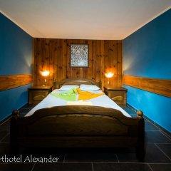 Отель Aparthotel Alexander Аврен комната для гостей
