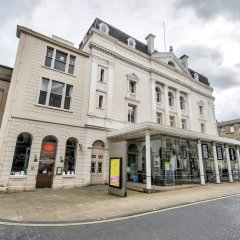 Отель Bright And Central Flat, Directly Facing The Usher Hall Эдинбург фото 16