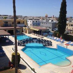 Апартаменты Kefalonitis Apartments бассейн фото 3