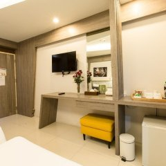 Golden Dragon Suvarnabhumi Hotel удобства в номере фото 2