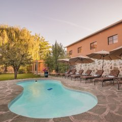 Hotel Mision Cerocahui бассейн фото 3