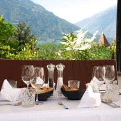 Отель Castel Rundegg Италия, Меран - отзывы, цены и фото номеров - забронировать отель Castel Rundegg онлайн питание
