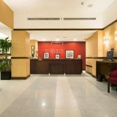 Отель Hampton Inn & Suites Mexico City - Centro Historico интерьер отеля