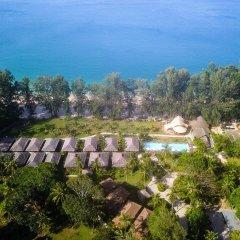 Отель Long Beach Chalet Таиланд, Ланта - отзывы, цены и фото номеров - забронировать отель Long Beach Chalet онлайн пляж