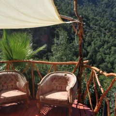 Отель Reflections Camp балкон